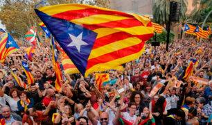 Parlamento español autoriza intervención en Cataluña tras declaración de su independencia