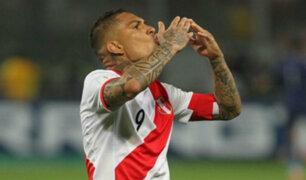 Guerrero se pronunció y dejó mensaje de agradecimiento a la hinchada nacional