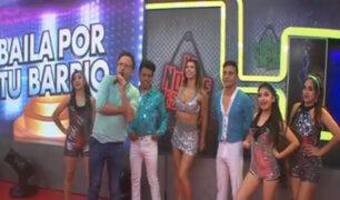 Disfruta de la segunda fecha del reality de competencia 'Baila por tu barrio'