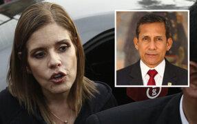 Ollanta Humala: Premier Aráoz debe encabezar la Reconstrucción con Cambios