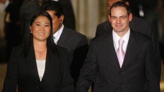 Seguirán investigando a Keiko Fujimori bajo la Ley de Crimen Organizado