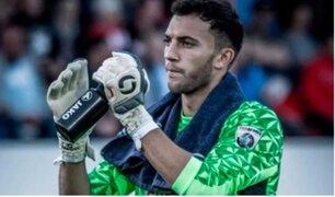 Arquero de la selección de Nueva Zelanda fue expulsado por orinar durante un partido