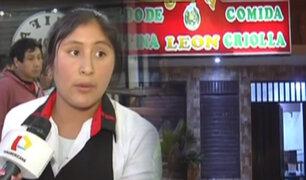 San Juan de Lurigancho: asaltan chifa y se llevan 4 mil soles