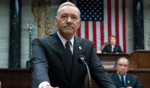 Kevin Spacey: ¿Diremos adiós a House of Cards tras denuncia en su contra?