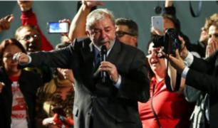 Brasil: Lula lidera encuestas para próximas elecciones presidenciales