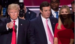 Estados Unidos: exjefe de campaña de Donald Trump se entregó a la justicia