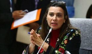 Congresistas se pronuncian sobre proyecto a favor de pena de muerte para violadores