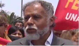 Miraflores: trabajadores del Minedu deslindan con grupos terroristas