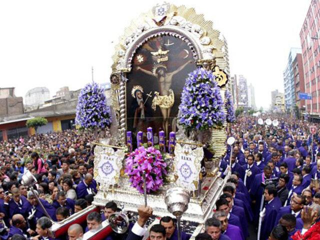 MML presenta plan de operaciones para procesión del Señor de Los Milagros