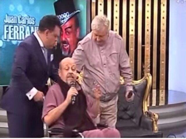 Falleció Juan Carlos Ferrando, hijo menor del recordado Augusto Ferrando