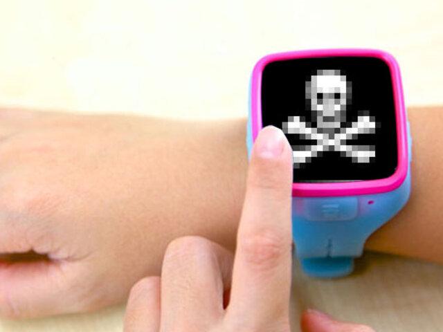 Noruega: advierten sobre riesgos de relojes inteligentes para niños