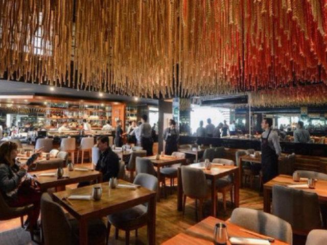 Apega celebra triunfo de restaurante limeño en Latinoamérica