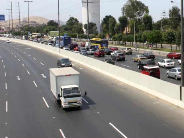 Cierran tramo de la avenida Zarumilla por obras de la Línea Amarilla