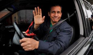 Ollanta Humala asegura que su partido político volverá en 2021 para transformar el Perú