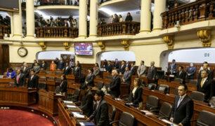 Pleno aprobó moción que rechaza cualquier forma de violencia contra la mujer