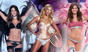 ¿Quiénes serán los ángeles de Victoria's Secret 2017 en Shanghai?