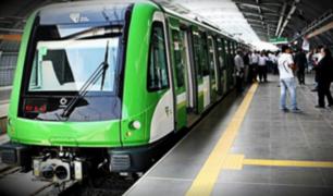 Metro de Lima: Línea 3 presentaría deficiencias en tramo de norte a sur