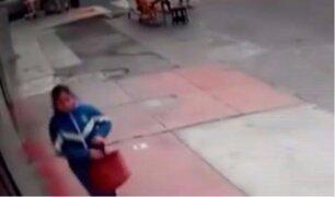 Callao: niña desaparece y cámaras confirman que no ingresó a colegio