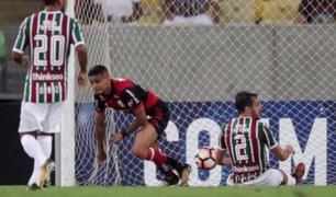 Sin Paolo Guerrero: Flamengo avanzó a semifinales de la Copa Sudamericana