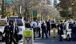 Líderes mundiales condenan ataque en Nueva York y piden unidad contra el terrorismo