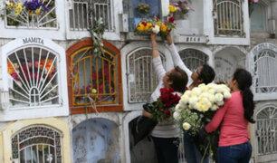 Día de Todos los Santos: crónica sobre el cementerio Presbítero Maestro y El Ángel
