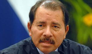 Nicaragua: presidente Daniel Ortega es denunciado por abuso sexual a menor de edad