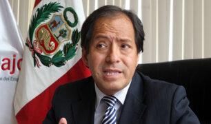 Edgar Quispe es nombrado director de la Autoridad para la Reconstrucción