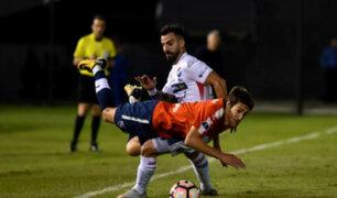 Independiente venció 2-0 a Nacional y clasificó a semifinales de la Copa Sudamericana