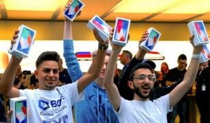 iPhone X: así fue la venta del nuevo smartphone de Apple