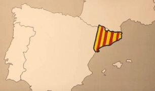 YouTube: El video para entender la cuestión de Cataluña en solo 10 minutos [VIDEO]