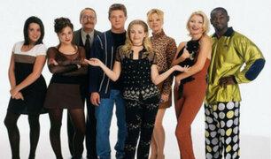 Sabrina, la bruja adolescente: Mira al elenco de la serie reunido luego de 14 años [FOTOS]