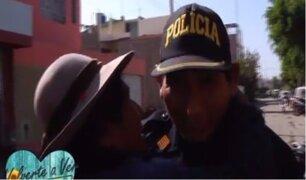 Reencuentro de hermanos: Fortunata y Guillermo se abrazan tras 20 años