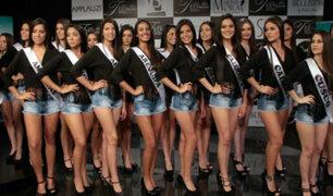 Belleza adolescente: hay 37 candidatas al Miss Teen Model Perú 2017