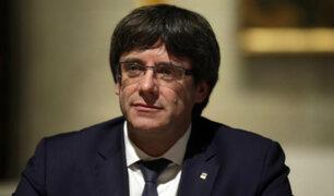 Bélgica: Carles Puigdemont se entrega a la justicia y sale en libertad bajo medidas cautelares