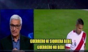Paolo Guerrero: prensa brasileña respalda al 'Depredador'