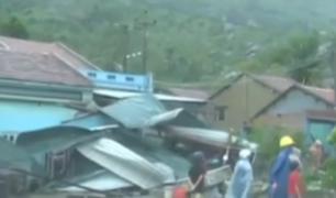 Vietnam: tifón Damrey deja 61 muertos y 28 desaparecidos