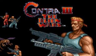 'Contra': Un clásico de los videojuegos va camino al cine