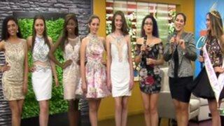 Panamericana Televisión transmitirá este sábado el Miss Teen Model Perú
