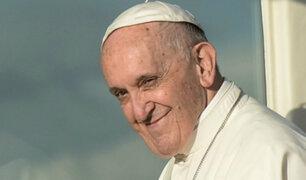 Papa Francisco llegó a Iquique para su última misa en Chile