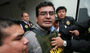 Exgobernador de Áncash pide libertad por exceso de carcelería sin sentencia