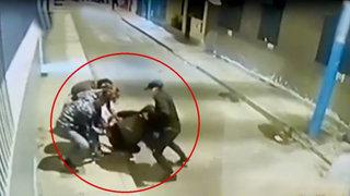 SMP: joven queda gravemente herido tras resistirse al robo de sus pertenencias