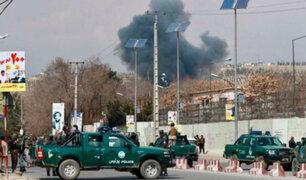 Afganistán: Estado Islámico ataca un canal de televisión en Kabul