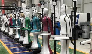 Turquía: comienzan a producir en masa robots humanoides