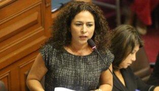 """Cecilia Chacón: denuncia por obstrucción en allanamientos """"no tiene ningún sustento"""""""