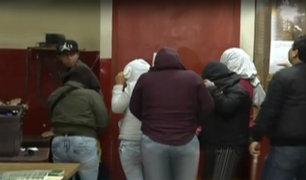 La Victoria: realizan operativo contra prostitución clandestina