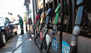 Se disparan los precios de los combustibles en la capital