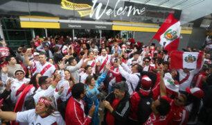Nueva Zelanda: así fue el recibimiento a la Selección Peruana en Wellington