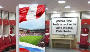 Corporación rusa difunde spot con mensaje a la Selección Peruana