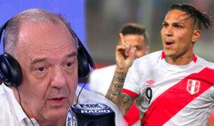 Periodista argentino Aldo Proietto pidió perdón a Paolo Guerrero por llamado 'Falopero'