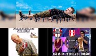 Perú vs Nueva Zelanda: los mejores memes que dejó el empate por el repechaje